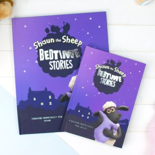 Personalised Shaun the Sheep Bedtime Story Collection Product Image