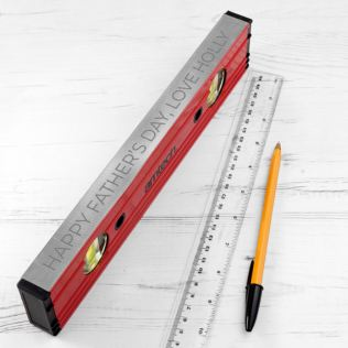 Personalised Spirit Level Product Image