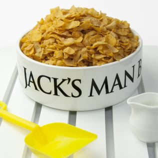 Personalised Super Large Man Bowl Product Image