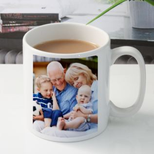 Personalised Photo Upload Mug Product Image