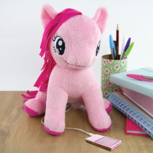 My Little Pony Pinkie Pie Plush Speaker Product Image