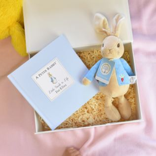 Personalised Peter Rabbit Gift Set Product Image