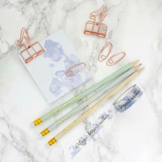 Cinderella Stationery Set Product Image