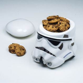 Star Wars Stormtrooper Cookie Jar Product Image
