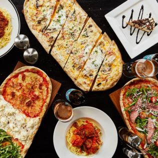 Three Course Meal with Bottle of Prosecco for Two at Prezzo Product Image