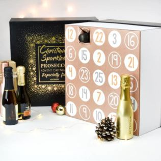 Personalised Prosecco Advent Calendar Product Image