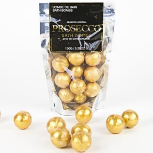 Prosecco Bath Bombs Product Image