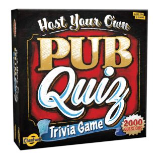 Host Your Own Pub Quiz Product Image