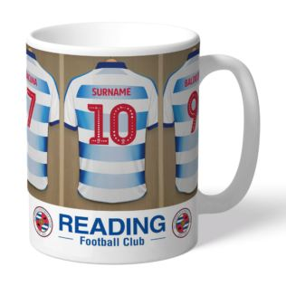 Personalised Reading FC Dressing Room Mug Product Image