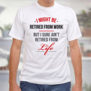 Retirement T-Shirts Product Image