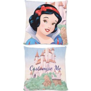 Personalised Disney Princess Snow White Large Cushion Product Image