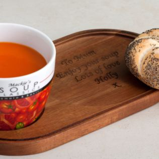 Personalised Mackie's Soup & Sandwich Platter Product Image