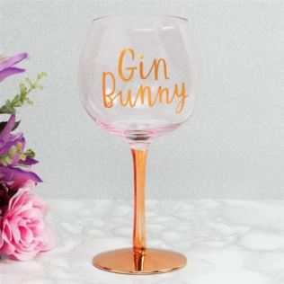 By Appointment Gin Bunny Glass Product Image