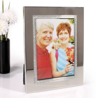 Personalised Sparkly Photo Frame Product Image