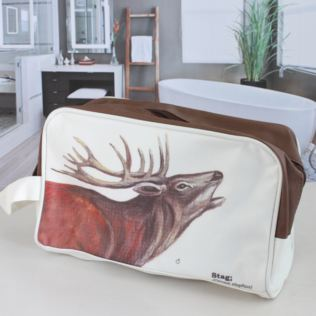 Stag Wash Bag Product Image