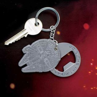 Star Wars Millennium Falcon Bottle Opener Product Image