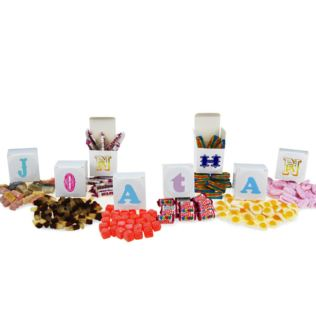 Personalised Sweet Words Product Image
