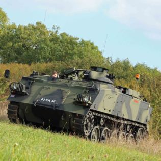 Tank Driving Taster - Special Offer Product Image