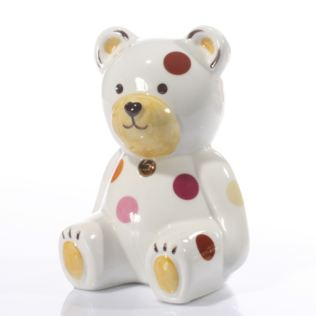 Personalised Teddy Bear Money Box Product Image