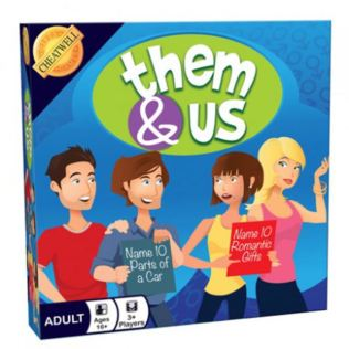 Them & Us Game Product Image
