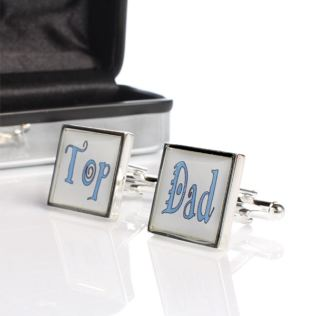 Top Dad Cufflinks Product Image