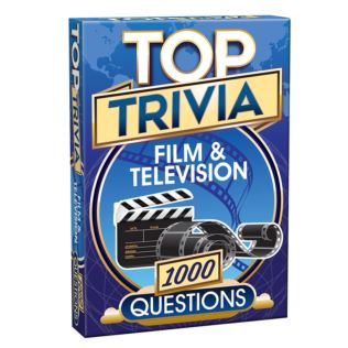 Top Trivia - Film And Television Product Image
