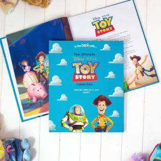 Personalised Toy Story Collection Book Product Image