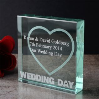 Wedding Day Keepsake Product Image