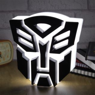 Transformers Autobot Light Product Image