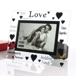 True Love Glass Frame Product Image