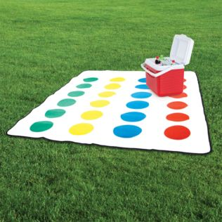 Twister Picnic Blanket Product Image