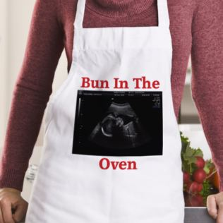 Baby Ultrasound Apron Product Image