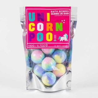 Unicorn Poo Bath Bombs Product Image