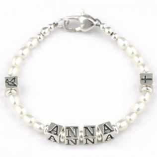 Personalised First Communion Bracelet Product Image