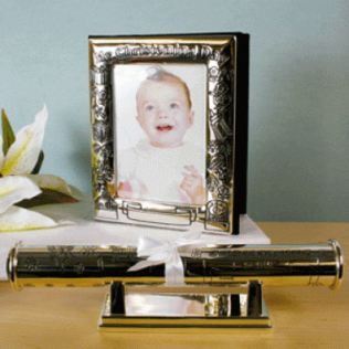 My Christening Day Certificate Holder and Album Product Image