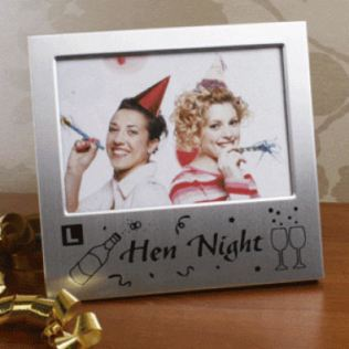 Hen Night Photo Frame Product Image