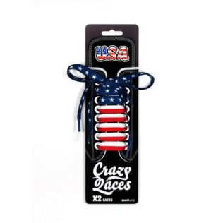 USA Crazy Laces Product Image