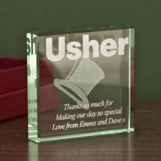 Usher Keepsake Product Image