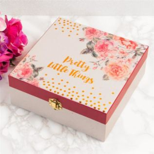 Vintage Boutique Jewellery Box Product Image
