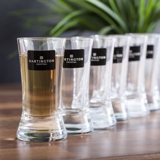 Dartington Wine and Bar Shot Glasses 6 Pack Product Image