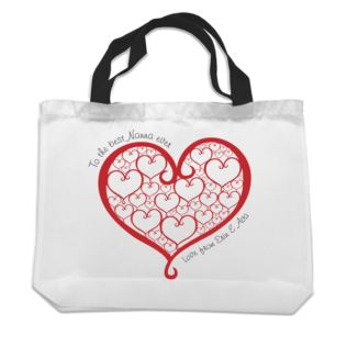 The Best Nanna Black Handled Shopping Bag Product Image