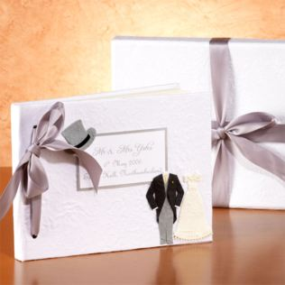 Personalised Wedding Album Product Image