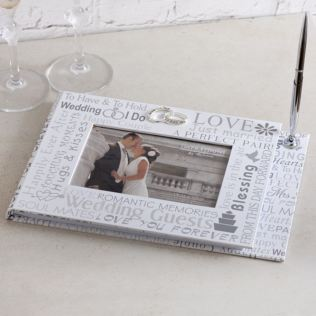 Wedding Day Guest Book Product Image