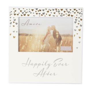 Amore Happily Ever After Photo Frame Product Image