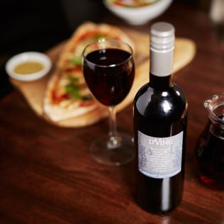Three Course Meal with Bottle of Wine for Two at Prezzo Product Image