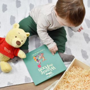 Personalised Disney Winnie The Pooh Gift Set Product Image