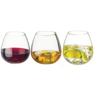 Personalised Dartington Crystal Wine, Whisky and Water Tumblers Product Image