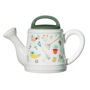 Leafy Living Watering Can Teapot Product Image