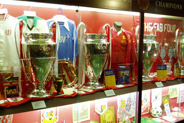 Tour Of Anfield With Lunch