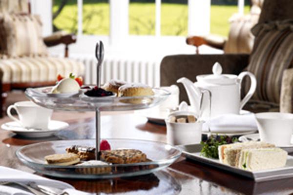 Luxury Afternoon Tea For Two At Von Essen Hotels